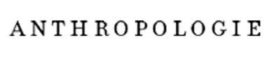 Anthropologies